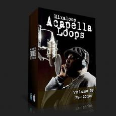 国外干声说唱/Rap Acapella Loop Pack 29 (73-120bpm)_干声说唱